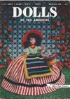 Vintage J&P Coats & Clark's #284 Dolls Of The Americas
