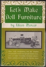 Vintage Let's Make Doll Furniture by Eileen Mercer