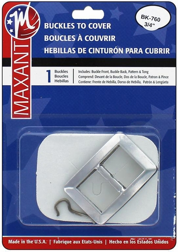 Maxant Buckles to Cover-Rectangle