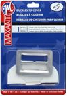Maxant Buckles to Cover-Rectangle Kit w/Prong