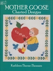 "Dover's ""Mother Goose Charted Designs"""