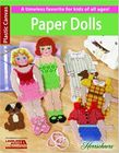 Herrschners Cross Stitch Paper Dolls for Plastic Canvas