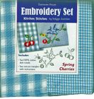 "Dunroven House  ""Spring Cherries"" Embroidery Kit"