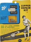 Vintage Dritz Snag Pruf Zipper Repair Kit