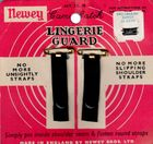 Vintage Newey Black Lingerie Guard