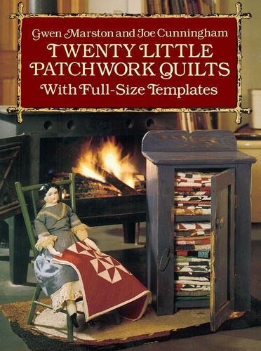Dover's Twenty Little Patchwork Quilts