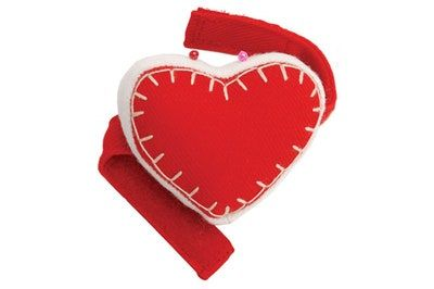 Fons & Porter Heart Wrist Pin Cushion