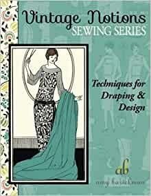 **NEW** Amy Brickman's Techniques for Draping & Design