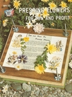 Vintage Pressing Flowers For Fun And Profit