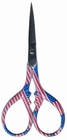 Stars & Stripes Embroidery Scissors
