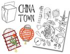 "Sublime Stitching ""China Town"""