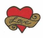 Tattoo Heart Patch