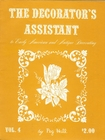 Vintage The Decorator's Assistant To Early American & Antique Decorating Vol.4