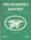 Vintage The Decorator's Assistant To Early American & Modern Decorating Vol.3