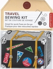 Kikkerland Travel Sewing Kit