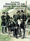 Uniforms Of The United States Army 1774-1889