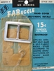 Vintage E-Z FABuckle-Rectangle