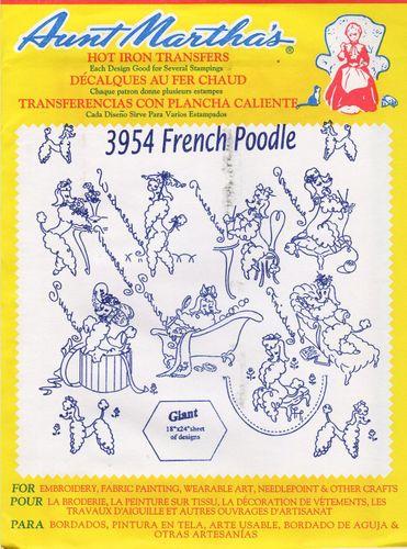 "Vintage ""French Poodle"""