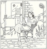 VINTAGE PATTERNS & BOOKS for KNITTING,  CROCHET,  TATTING   & HAIRPIN LACE