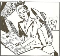 **50% OFF!** VINTAGE SEWING PATTERNS For Women & Girls