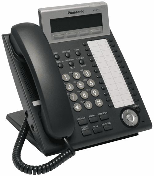 PANASONIC CORDED DESK PHONES
