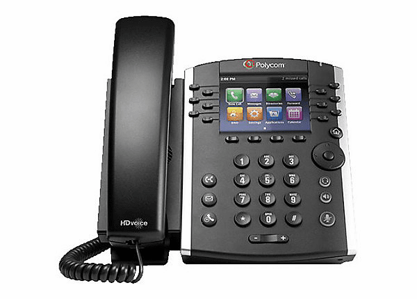 Polycom VVX 411 IP Phone