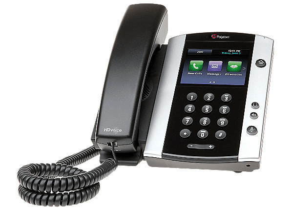 Polycom VVX 501 IP Phone