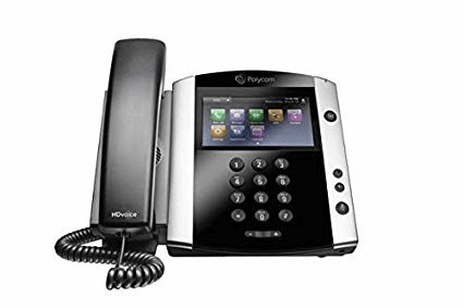 Polycom VVX 601 IP Phone