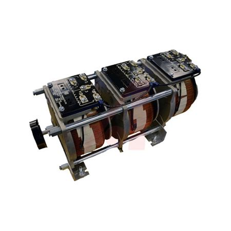 Staco 1510-3 - Variable Transformer, 3 Phase WYE input, 15Ao, 0-240Vo, 6.22kVA, Open, Panel Mt