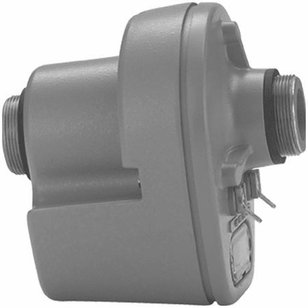 Electro-Voice 1828C 30-watt driver for CDP® (Compound Diffraction Projector) and reentrant horns, weather resistant, dual 1-inch screw-on exits (one with cap), 8 ohms. (Limited quantities)