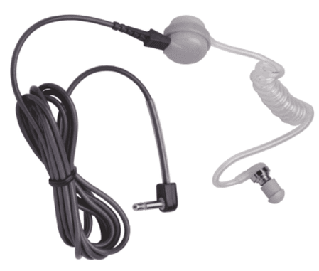 Telex Intercom 2234, F.01U.118.537 - Complete Earset - includes RTW-04,CMT-2,AEF-2,ET-1,ET2 for use with Earmold.
