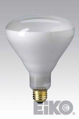 Eiko 65BR40/FL-130V 65W 130V Flood BR40 Medium Base - Incandescent