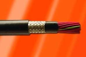 Alpha Wire 86504CY SL001 - Cable 86504Cy Slate 1000 Ft