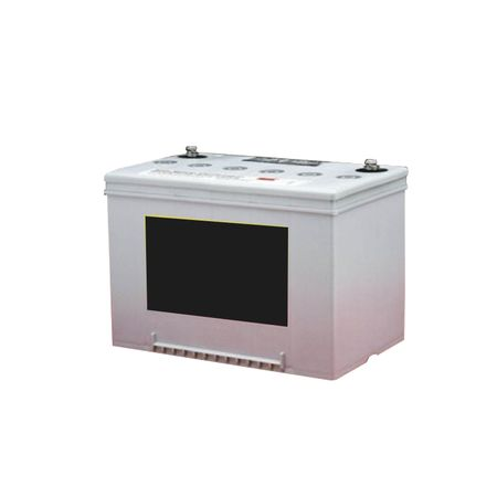 """MK Battery 8G34 (1/4""""x20 Insert) (C) - 12 Volts 60 Amp Hours/20 Hours"""