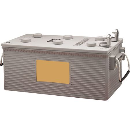 MK Battery 8G4D SAE or LTP S T - 12 Volts 183 Amp Hours/20 Hours