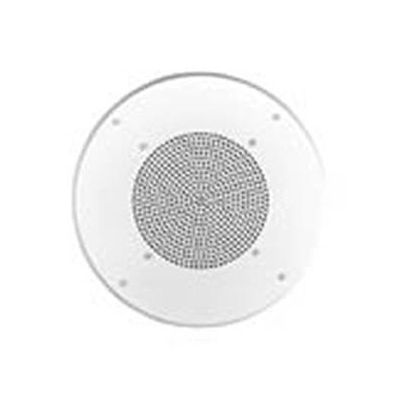 Lowell A8-AW Grille-8in Speaker Aluminum Screw Mount 12.875in Dia White