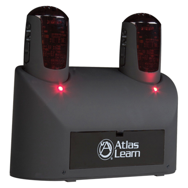 Atlas Sound AL-MYNA - Wireless Infrared Microphone/Transmitter for use with  Atlas Learn Amplified Learning system