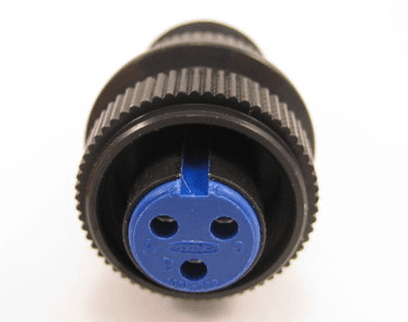Amphenol 97-3106A-SL-035 - connector