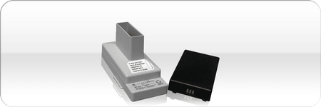 Telex Intercom BC800NM, F.01U.149.225 - Single bay NMH charger for TR-1/ 700/ 800/ 825/ 80N/and one  battery pack.