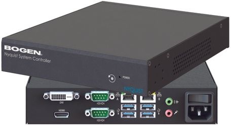 Bogen Nyquist C4000 IP-Based Paging and Audio Distribution Solution