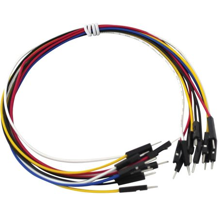 Bud Industries BC-32670 - Development Board Accessories and parts-BC series-Accessories Jumper Wires-L12 X W0 X D0