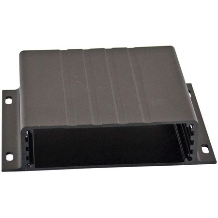 Bud Industries EXT-9166 - Small Metal Electronics Enclosures-EXT series-extruded Aluminum enclosures-L5 X W1 X D1