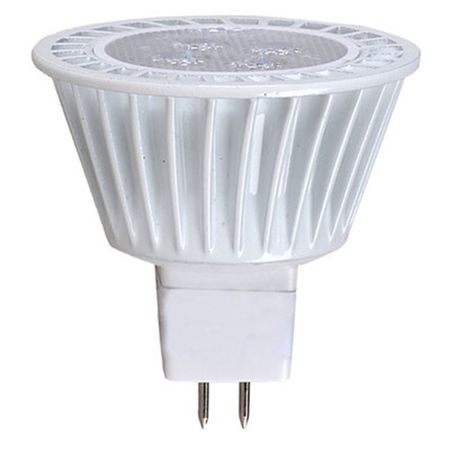 Eiko LED7WMR16/FL/830-DIM-G7 LED MR16 FLOOD 40 DEGREE BEAM 7W-500LM DIMMABLE 3000K 80CRI 12V - Led Mr