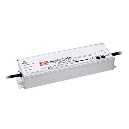 Eiko MW-HLG-240H-42A - Meanwell Replacement Driver for LRH240U Fixture led access