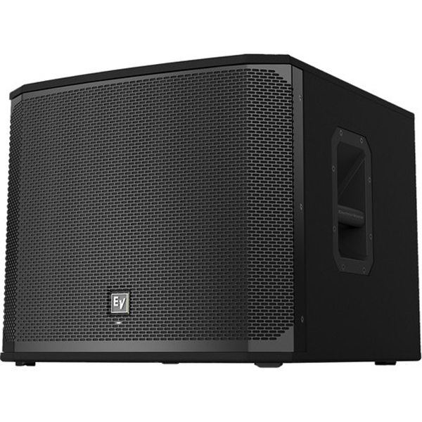electro voice free ground shipping ekx 18sp us powered 18 inch subwoofer us cord black. Black Bedroom Furniture Sets. Home Design Ideas