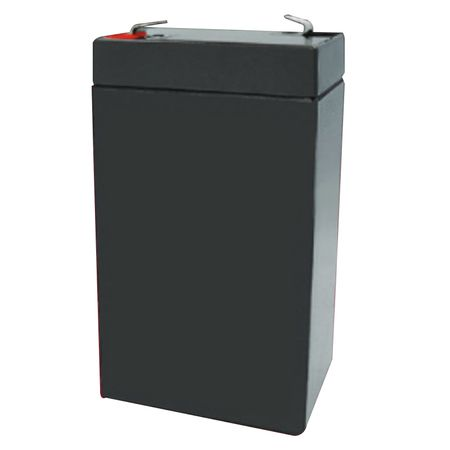 MK Battery ES3.8-6 - 6 Volts, 3.8 Amp Hours (20 Hours) Small Sealed Battery