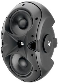 Electro-Voice EVID 6.2 Surface Mnt Speakers 8 Ohm