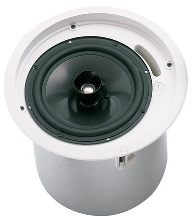 """Electro-Voice EVID C8.2LP (F.01U.117.606) - 8"""" Low Profile Two-Way Coaxial Ceiling Loudspeaker System"""
