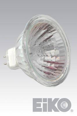 Eiko EXN-FG 12V 50W 38 Deg. Flood MR16 GU5.3 Base - Halogen