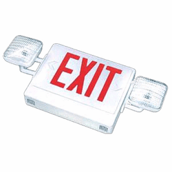 Howard Lighting Fixture Exit/Emergency